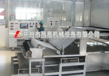 红薯粉条加工设备由PLC控制系统智能控制