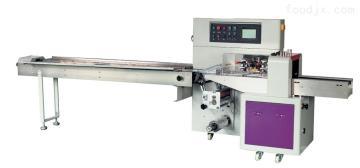 250X糖果包装机北京冰糖葫芦后拉膜枕式包装机械