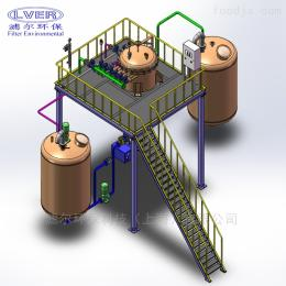 LCF滤尔LCF烛式过滤机全自动排渣过滤厂家供应