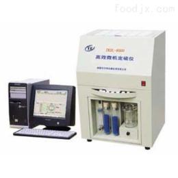 TKDL-8000供应高性能测硫仪 定硫仪 煤炭含硫量测定仪