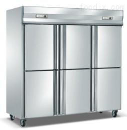 厨房冷柜六门