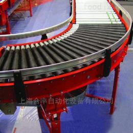 helv001-01上海合率自动化包装生产线辊道输送机