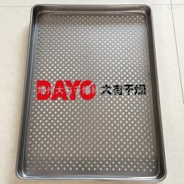 640*460*45热烘箱网盘 CT-C烘箱冲孔盘 不锈钢冲孔盘 化工厂烘盘