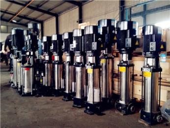 CDLF多级离心泵 不锈钢立式多级泵 高扬程