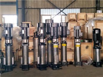 cdlf立式不锈钢多级泵 CDLF锅炉立式补水泵