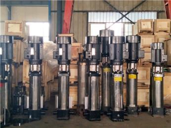 CDLF不锈钢立式多级泵7.5KW 锅炉给水泵