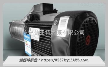 QDLY不锈钢离心泵立式多级增压冲压泵优质多级离心泵