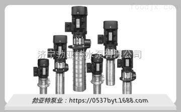 直銷QDLY機床專用液下泵不銹鋼耐腐蝕無泄漏循環液下泵