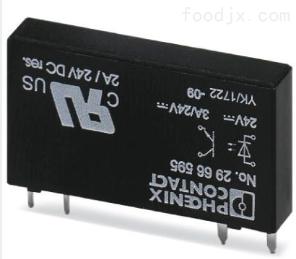 2966595继电器 - OPT-24DC/ 24DC/ 2 - 2966595