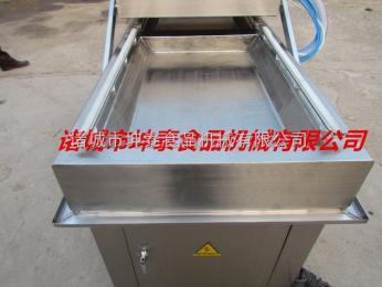DZ-4002L坤泰熟食榨菜海鲜真空包装机