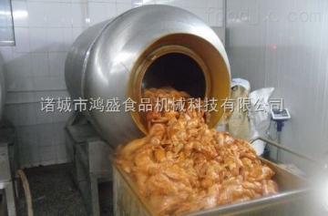 GR-600牛肉真空滚揉机,牛肉腌制机专业厂家制造