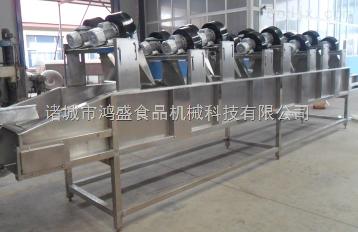 5000軟包裝風干流水線設備