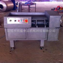 QD-350牛肉凍肉切丁機鴻盛專業制造