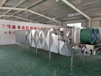 3吨/天鸿盛鱼罐头生产设备厂家制造