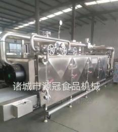 YGDH-002蔬菜 食品包装高效蒸发隧道式多层烘干机