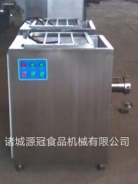 YGJR-003厂家直销整鸡 整鸭 冻肉全自动绞肉机