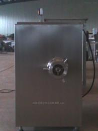 YGJR-007厂家定制鸡背 鸡皮 冻肉全自动绞肉机