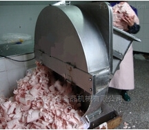 YGPR-005多功能猪牛羊肉切片机 大块冻肉刨肉机