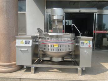 600升燃气锅供应河北东科食品行星搅拌锅  搅拌设备