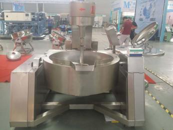 200L内蒙东科厂家电磁加热行星搅拌锅