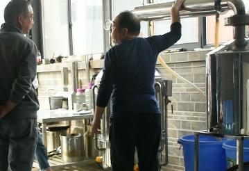 50型鄭州小型釀酒設備廠家