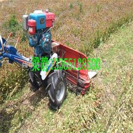 4GL-80大豆綠豆專用收割機 農作物秸稈手扶收割機