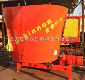 TMR-8金农立式饲料搅拌机厂家