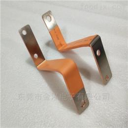 TZX金泓供应耐腐蚀散热快铜箔软连接厂家