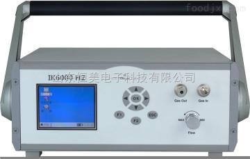 IK6000便攜式氫氣純度分析儀