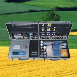 HM-TYD全项目土壤肥料养分检测仪