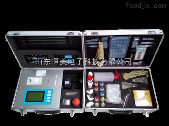HM-G01高智能多参数土壤肥料养分检测仪