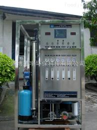 YYC-20益宇超純水機水處理飲用水設備