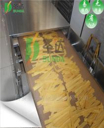 SD-20HMV-4X隧道式豆制品豆皮干燥機微波干燥設備