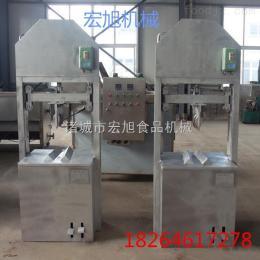 HX-100连续猪头劈半机,不锈钢猪头劈半机