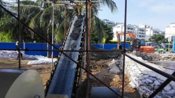 LWJ800石料场污泥废水处理设备
