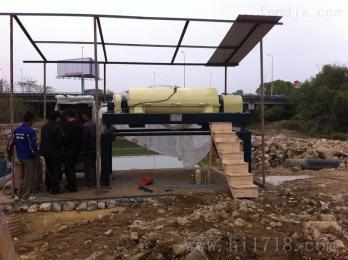 LWJ450洗沙场泥浆废水处理设备