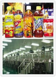 Y-CYC中小试茶饮料生产线