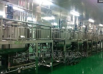 Y-S中小型植物蛋白饮料生产线