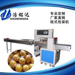 HMD350全自动水果包装机