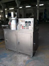 HLSG-150粘合剂原料、中药浸膏提取液湿法混合制粒机