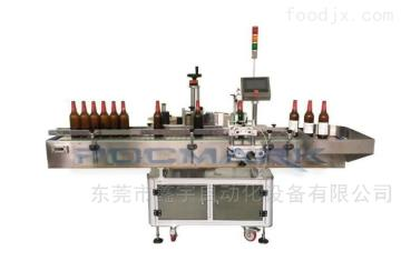 a1101全自動立式圓瓶定位貼標機