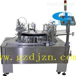 DDU-50自动装盒机滤清器、活塞环、刹车片自动装盒机
