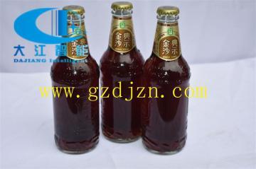 DDU-1602碳酸饮料 塑料瓶圆瓶扁瓶双面贴标机