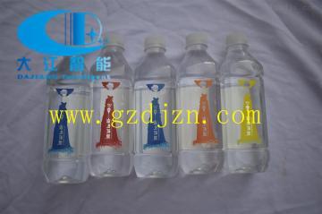 DDU-1602洗面奶 洗手液方瓶/扁瓶全自动双侧面贴标机