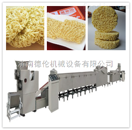 DLE-II供应小型方便面生产线