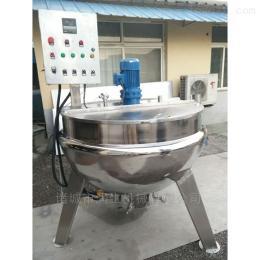 RS-200L电加热夹层锅 燃气搅拌炒锅 豆浆煮锅