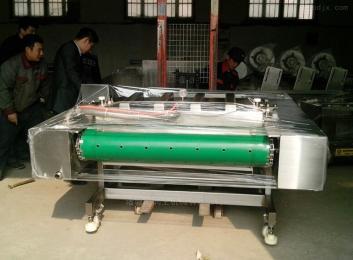 DZ-1000型全自动连续式酱菜滚动真空包装机鸡爪真空机