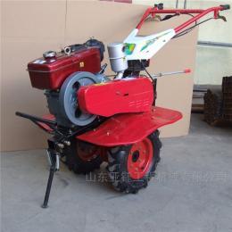 SY-60S手扶履带式播种机小型开沟机耕地机
