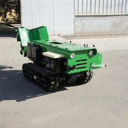 28履带式田园管理机旋耕机
