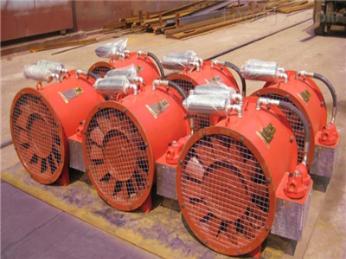 齐全FQC4.0煤矿用抽出式气动风机厂家批发